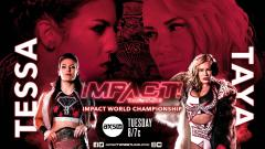 Tessa Blanchard To Defend IMPACT World Title Against Taya Valkyrie On 3/3 IMPACT Wrestling