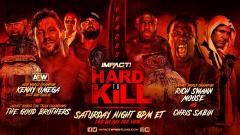 Alex Shelley Out Of IMPACT Hard To Kill Main Event, Moose Named As Replacement