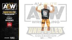 AEW Unveils Unrivaled Series 4 Figures Featuring Cody, Britt Baker Shares LEAKED Series 5 Photos