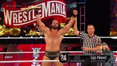 WrestleMania 36 Main Event Between Drew McIntyre And Big Show Airs As Main Event On WWE Raw