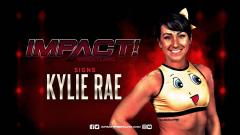 Kylie Rae Signs Long-Term Contract With IMPACT Wrestling