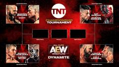 All Eight Men Announced For AEW TNT Title Tournament