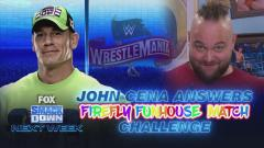 Bray Wyatt Challenges John Cena To A Firefly Fun House Match At WrestleMania, Cena To Respond On 4/3