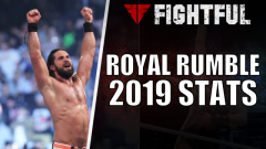 Royal Rumble 2019 Stats From Fightful.com