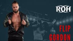 Flip Gordon Discusses New ROH Deal, Says There Was Interest From AEW And WWE