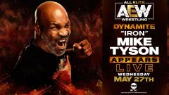 Mike Tyson Appearance, Inner Circle Pep Rally Set For 5/27 AEW Dynamite