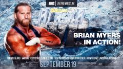 Curt Hawkins To Make WrestlePro Alaska Debut In September