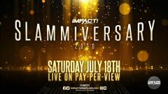 IMPACT Slammiversary Announced For July, Former WWE Stars Teased