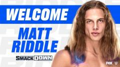 Matt Riddle Introduced By WWE Hall Of Famer On WWE SmackDown