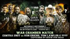Kevin Von Erich To Corner Sons And Tom Lawlor At MLW War Chamber