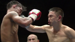 Kazuto Ioka Stops Aston Palicte, Wins WBO Super Flyweight Title