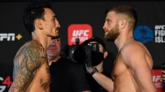 UFC Fight Island 7 Results, Live Coverage And Discussion: Holloway vs. Kattar