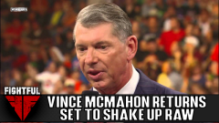 WWE Chairman Vince McMahon Making His Return To RAW This Upcoming Monday
