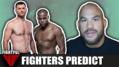 Fighter Predict UFC 252: Stipe Miocic vs. Daniel Cormier 3: Tito Ortiz, Gilbert Burns, Beneil Dariush And More Weigh-In