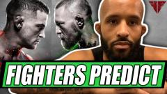Fighters Predict: Conor McGregor vs. Dustin Poirier | UFC 257
