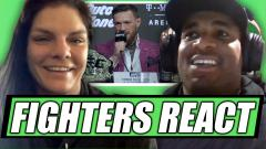 MMA Fighters React to Conor McGregor Trash Talk: UFC 257