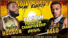 Paradigm Pro Wrestling 'Same Energy' (9/25) Results: New Champions Crowned!