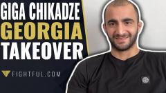 Giga Chikadze | Georgia's UFC Takeover
