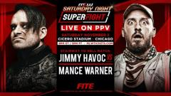 Jimmy Havoc vs. Mance Warner 'Stairway To Hell' Match Added To MLW: Saturday Night SuperFight