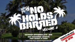 ICW No Holds Barred Vol. 8 And PitFighter X3 Announced For November In Florida
