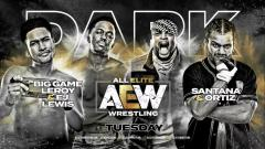 Santana & Ortiz, Shawn Spears, The Natural Nightmares, More Set For 6/2 AEW Dark