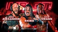 IMPACT Wrestling Results for 10/18/19 Rich Swann vs Josh Alexander vs Rhino,