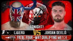 WWE NXT UK Results & Live Coverage for 1/23/20 Jordan Devlin vs Ligero, The Brian Kendrick Debuts