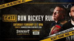 GCW Run Rickey Run (2/15) Results: Fans Trash The Ring In Wild Scene After RSP Beats Nick Gage