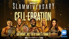 IMPACT Announces CELL-ebration Virtual FanFest For Slammiversary