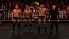 Alexander Wolfe Wants Imperium vs. Undisputed ERA At NXT War Games