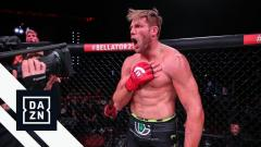 Bellator 250 Video Highlights: Jake Hager Gets Bloodied In Close Fight