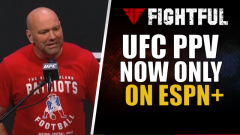 ESPN+ To Serve As UFC's Exclusive PPV Distributor In United States