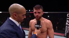 Calvin Kattar Leads UFC Fight Island 7 Medical Suspensions