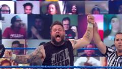 Two Wrestlers Qualify For SmackDown Men's Survivor Series Team