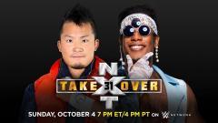 Kushida vs. The Velveteen Dream Set For NXT TakeOver 31; Updated Card