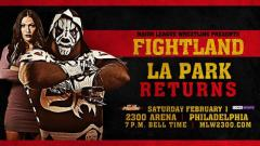 LA Park Coming To MLW Fightland In February