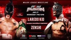 AAA World Cruiserweight Title Fight Set For 1/27 MLW FUSION