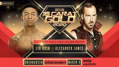 Lio Rush Facing Alexander James On wXw 16 Carat Gold Tournament; First Round Matches Announced