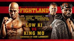 Low Ki vs. King Mo Announced For MLW: FIGHTLAND