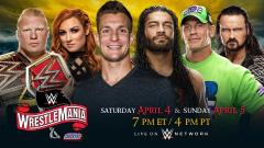 WWE Wrestlemania 36 Night 2 Results, Live Coverage & Discussion Tonight At 6pm EST.
