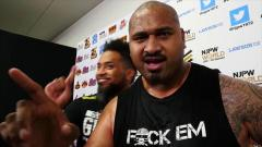 Bad Luck Fale Says AEW-NJPW Issues Are Between Offices, Not Wrestlers | Exclusive