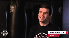 Report: Timur Valiev Faces Mark Striegl At UFC Fight Night: Munhoz vs. Edgar