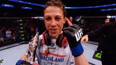 Joanna Jedrzejczyk: 'I Think I Will Be Back Next Year'