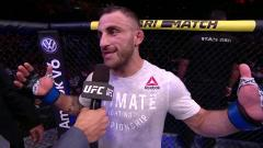 Alexander Volkanovski Wants Next Title Defense In Australia Or New Zealand: 'Let's Make A Game Plan'