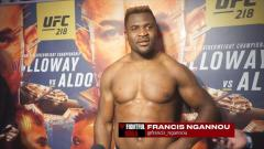 Francis Ngannou: 'I Fought Once For 20 Seconds In The Last 16 Months'