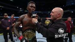 Israel Adesanya & Paulo Costa Keep It Respectful Before UFC 253