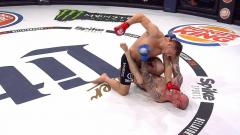 Report: Logan Storley Faces Yaroslav Amosov At Bellator 252