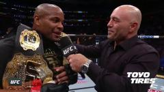Daniel Cormier: 'Khamzat Chimaev Is The Double Champ' In 2021