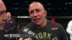 Georges St. Pierre Says Khabib Nurmagomedov Is 'One Of The Best To Have Ever Done It'