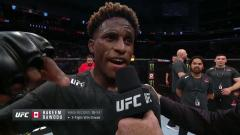 Report: Hakeem Dawodu vs. Shane Burgos On Track For UFC 257